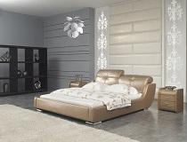 מיטת עור BB-E010