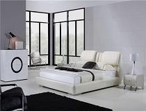 מיטת עור BB-E080