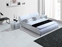 מיטת עור BB-M05