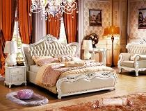 מיטת יוקרה מעור B-FS02