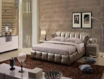 מיטה איכותית מעור דגם MY-AH611