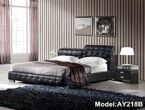 מיטת דמוי-עור דגם A-AY218B