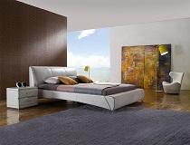 מיטת דמוי-עור דגם A-AY256