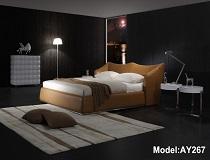 מיטת דמוי-עור דגם A-AY267
