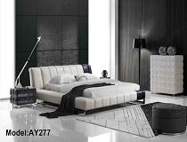 """מיטת דמוי-עור דגם """"רוס"""" A-AY277"""