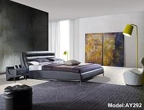 מיטת דמוי-עור דגם A-AY292