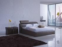 מיטת דמוי-עור דגם A-AY297