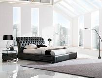 מיטת דמוי-עור דגם A-AY321