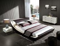 מיטת דמוי-עור דגם A-AY322