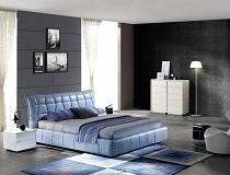 מיטת דמוי-עור דגם A-AY328
