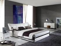 מיטת דמוי-עור דגם A-AY330