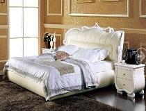 """מיטת יוקרה בעיצוב ייחודי דגם """"ויקטוריה"""" PI-D3155"""