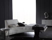 """מיטת דמוי-עור דגם """"קאליה"""" A-AY293"""