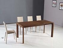 שולחן פינת אוכל מעץ דגם L-MT200