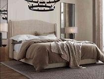 מיטה מודרנית מרופדת דגם G-A8690