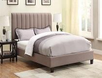 מיטה מעוצבת מרופדת דגם G-A8691