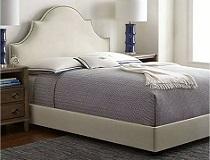 מיטה מודרנית מרופדת דגם G-A8780