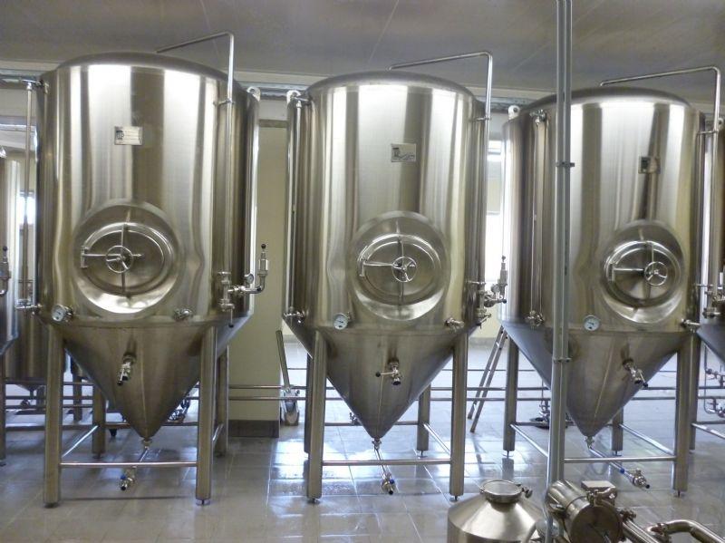 Brewery Equipment Fermentation Tanks