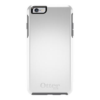 Symmetry לבן/אפור ל iPhone 6 Plus