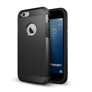 Tough Armor שחור ל iPhone 6