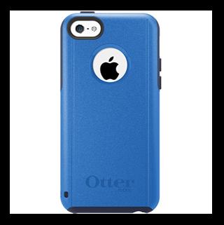 Commuter כחול ל iPhone 5c