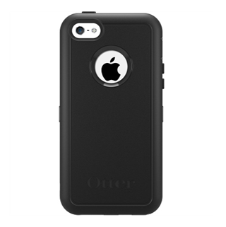 Defenderשחור ל iPhone 5c