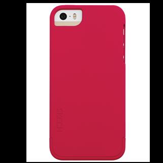 Hard Rubber SE ורוד ל iPhone 5/5s