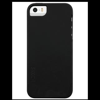 Hard Rubber SE שחור ל iPhone 5/5s