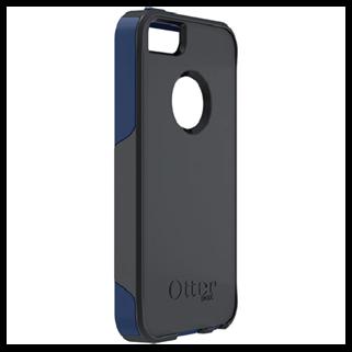 Commuter אפור/כחול ל iPhone 5/5s