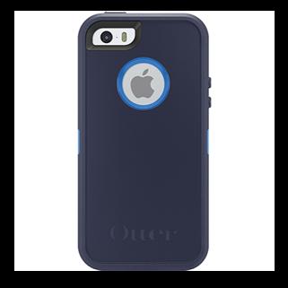 Defender כחול ל iPhone 5/5s
