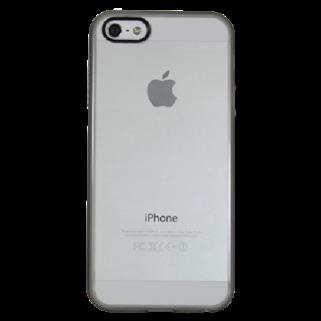כיסוי שקוף ל iPhone 5/5s