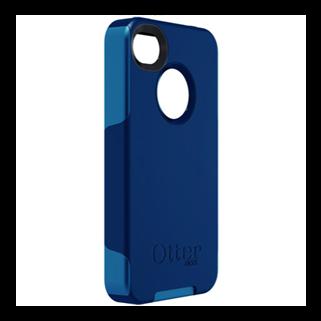 Commuter כחול ל iPhone 4/4s