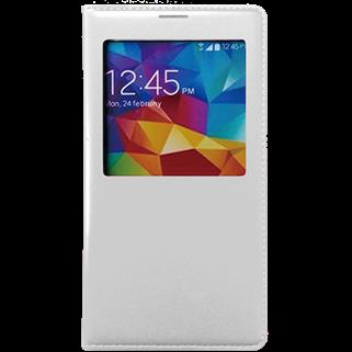 Smart Book לבן ל Galaxy S5