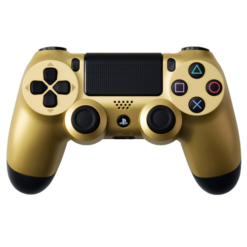 Sony PS4 Dual Shock 4 Gold