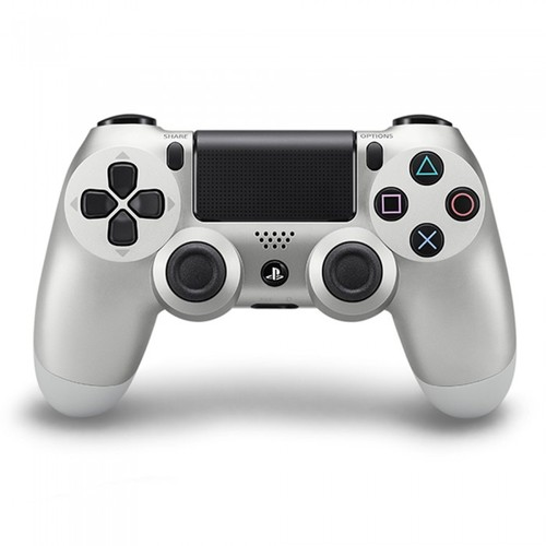Sony PS4 Dual Shock 4 Silver