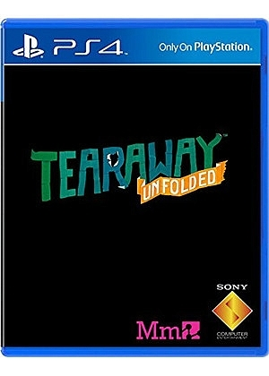 Tearaway Unfolded PS4 - Sony
