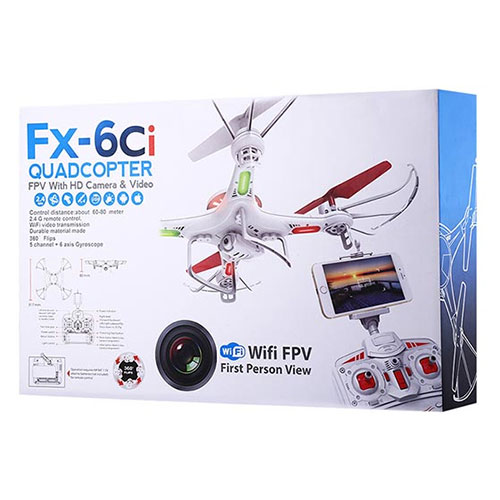 רחפן Fineco FX - 6Ci Quadcopter