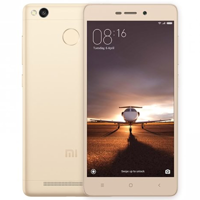 טלפון סלולרי Xiaomi Redmi 3s 16GB