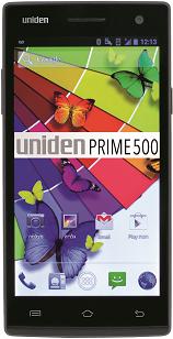 טלפון סלולרי Uniden Prime 500