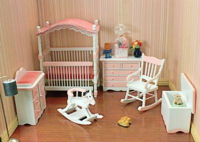חדר תינוקות מיניאטורי
