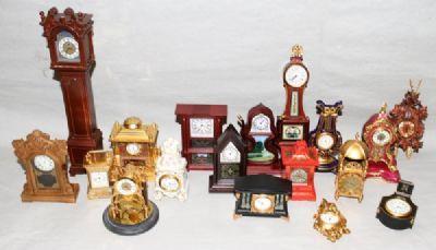 שעונים מיניאטוריים