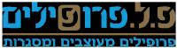 לוגו פ ל פרופילים