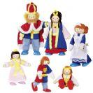 GOKI בובות לבית בובות - משפחה מלכותית 51797