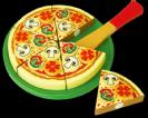 פיצה מעץ