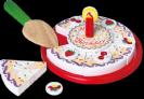 עוגה מעץ ליום הולדת