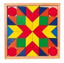 GOKI פאזל צורות צבעוניות HS221