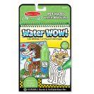 MELISSA חוברת מים קווים בעלי חיים
