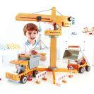 HAPE מנוף-טרקטור- משאית E3011-13-12