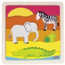 GOKI פאזל חיות באפריקה 57525