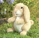 FOLKMANIS ארנב יושב 3074